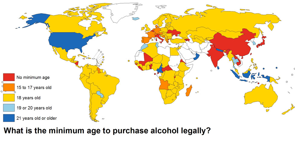 POV: Legal Drinking Age of 21 Works. Deal with It. | BU Today | Boston ...
